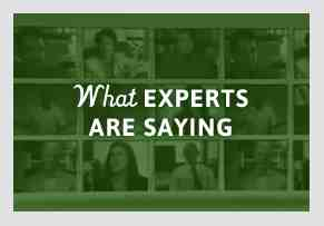 What Experts are Saying