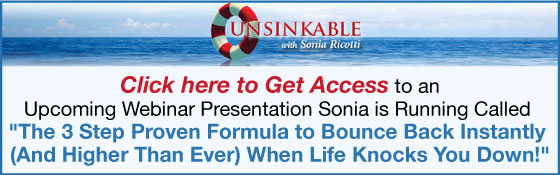 Unsinkable with Sonia Ricotti