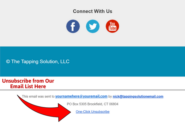 One-Click-Unsubscribe