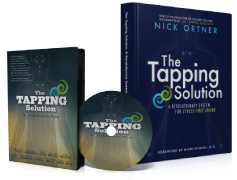 Tapping Solution DVD and Book Combo Pack